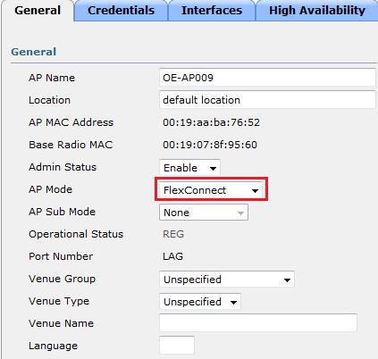 Configuring OEAP | mrn-cciew