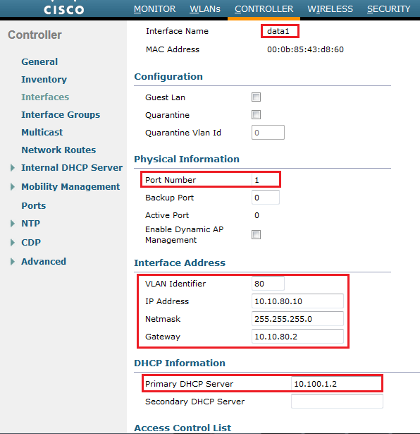 how to know which vlan need root switch