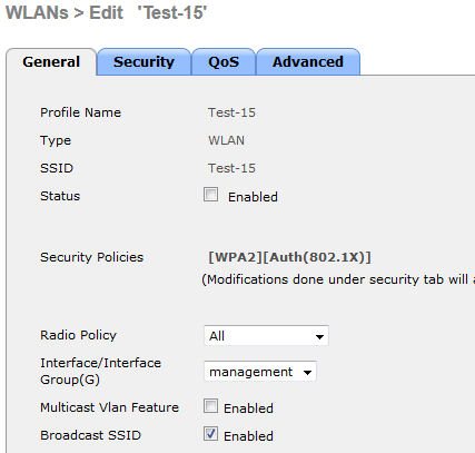 WLAN Config via CLI – Part 2 | mrn-cciew on