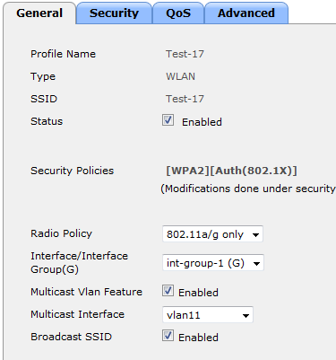 WLAN Config via CLI – Part 2 | mrn-cciew