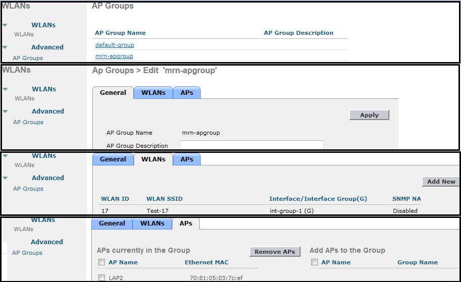 WLAN Config via CLI – Part 2 | mrn-cciew