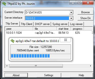 AP Conversion using MODE Button (5/6)