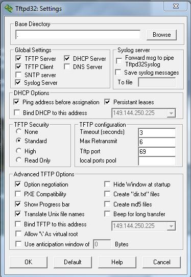 Backup & Restore WLC configs (3/3)