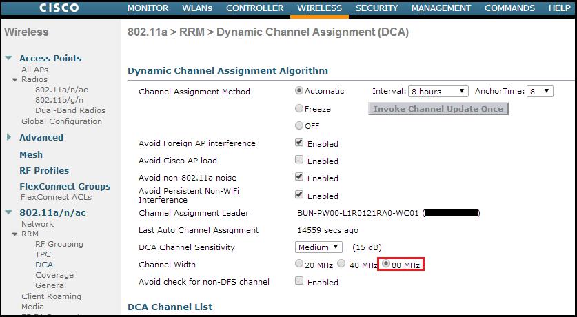 802.11ac with Cisco 3700 AP (2/6)