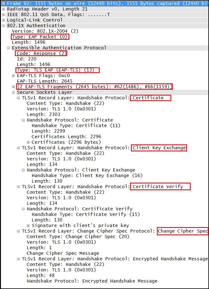 CWSP- EAP TLS | mrn-cciew