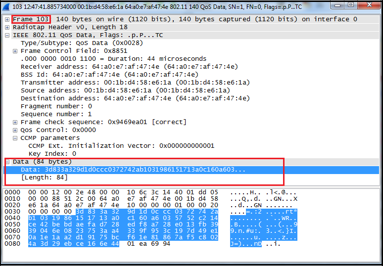 Decrypt WPA2-PSK using Wireshark | mrn-cciew