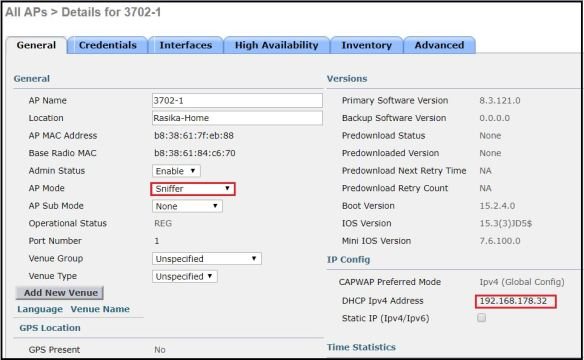 WiFi Captures with Sniffer mode AP | mrn-cciew